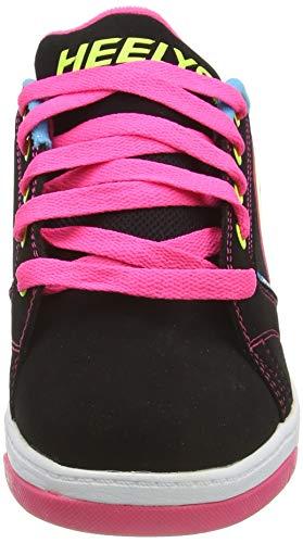 Heelys Mädchen Propel 2.0 770512 Sneakers, Mehrfarbig (Black/Neon Multi), 34 EU (2 UK) - 2