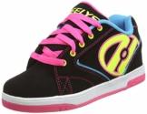 Heelys Mädchen Propel 2.0 770512 Sneakers, Mehrfarbig (Black/Neon Multi), 34 EU (2 UK) - 1