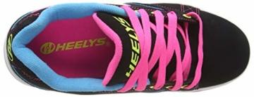 Heelys Mädchen Propel 2.0 770512 Sneakers, Mehrfarbig (Black/Neon Multi), 34 EU (2 UK) - 8