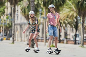 Segway e-Scooter Drift W1 E-skate, Weiß, One Size - 3