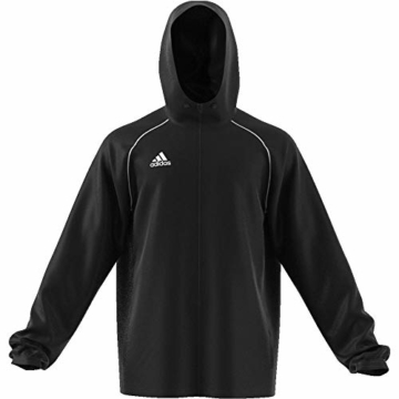 adidas Herren CORE18 RN JKT Sport Jacket, Black/White, L - 2