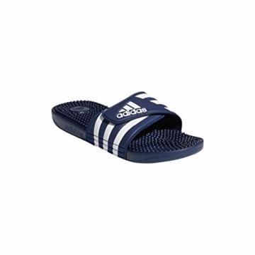 adidas Unisex-Erwachsene Adissage Dusch- & Badeschuhe, Blau (Azul 000), 43 EU - 5