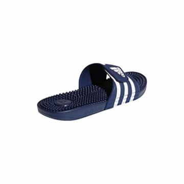 adidas Unisex-Erwachsene Adissage Dusch- & Badeschuhe, Blau (Azul 000), 43 EU - 7
