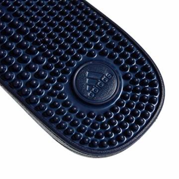 adidas Unisex-Erwachsene Adissage Dusch- & Badeschuhe, Blau (Azul 000), 43 EU - 9