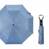 kova Vollautomatischer Sonnenschutz mit großem Klappschirm und UV-Schutz Doppel-Sonnenschirm für Männer und Frauen - 1