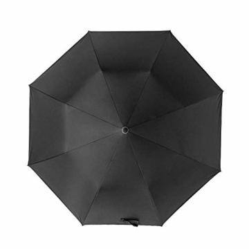 NBVCX Lebensdekoration Automatischer Regenschirm Geschäftsregen Dualuse Großer Kreativer Regenschirm Super Großer Doppel-Sonnenschirm Faltschirm - 1