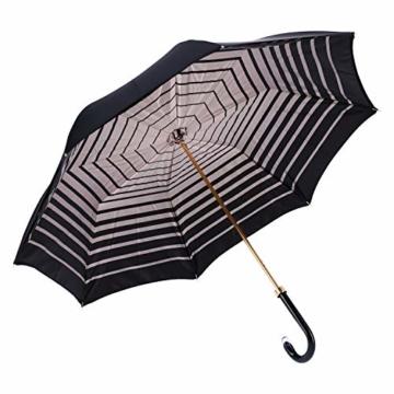Pasotti Regenschirm Größe One size Schwarz (Schwarz) - 2
