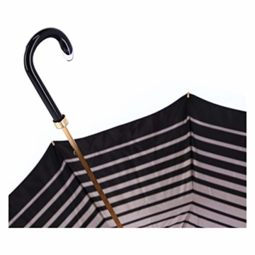 Pasotti Regenschirm Größe One size Schwarz (Schwarz) - 3