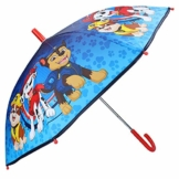 Paw Patrol Kinder Regenschirm Stockschirm, ∅ 72 cm, blau - 1