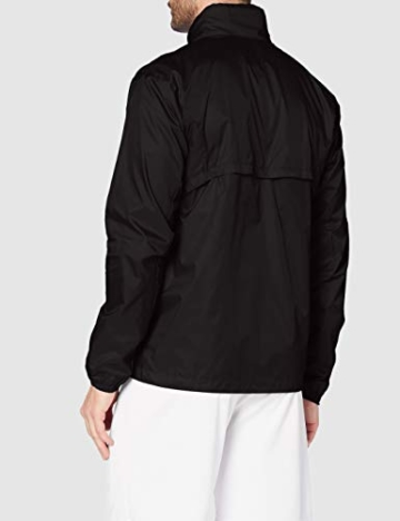 PUMA Herren LIGA Training Rain Jacket Core Black White, XL - 2