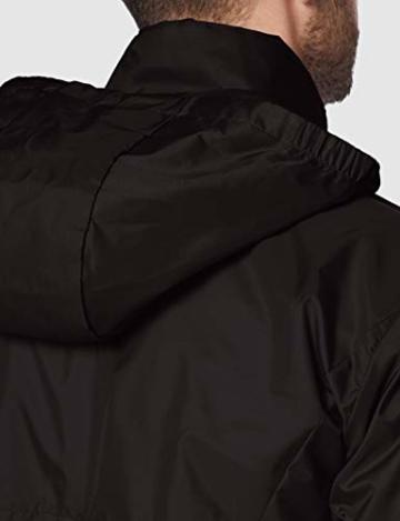 PUMA Herren LIGA Training Rain Jacket Core Black White, XL - 9