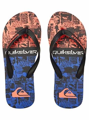 Quiksilver Molokai Vortex - Flip-Flops - Sandalen - Jungen 8-16 - 3