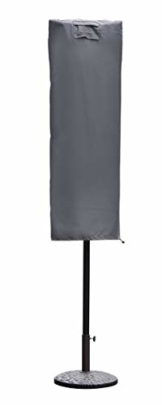 Sekey Schutzhülle für DoppelSonnenschirm, Abdeckhauben für Sonnenschirm - 1