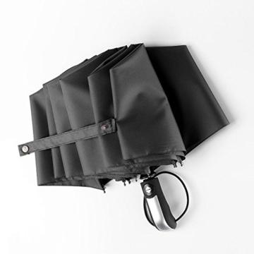 Sonnenschirm Von ZAIYI Vollautomatischer Regenschirm-Klappmechanismus Doppel-Dreifach-Windschutz Wetterschutz Doppel-Sonnenschirm,C - 6