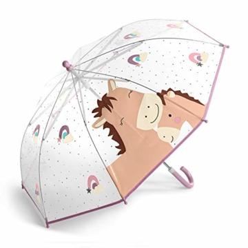 Sterntaler Regenschirm, Pony Pauline, Alter: Kinder ab 3 Jahren - 1