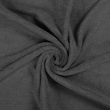 Utopia Towels - 4er Pack Badetuch Set Badetücher aus Baumwolle 600 g/m² - 69 x 137 cm (Grau) - 5