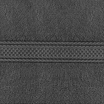 Utopia Towels - Handtücher Set aus Baumwolle 600 GSM - 100% Baumwolle, 41 x 71 cm - 6er Pack (Grau) - 8