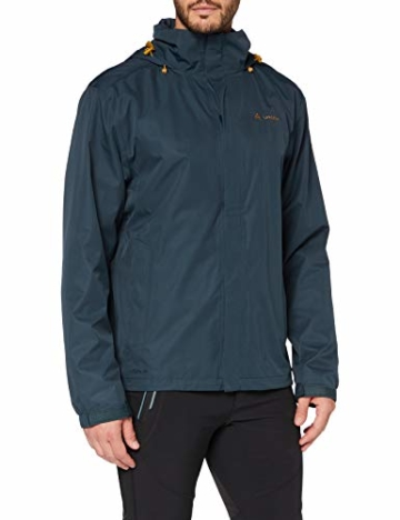 VAUDE Herren Men's Escape Light Jacket Jacke, Steelblue, L - 1