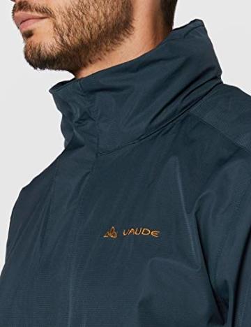 VAUDE Herren Men's Escape Light Jacket Jacke, Steelblue, L - 3
