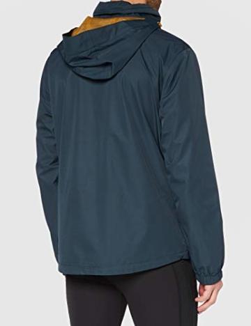 VAUDE Herren Men's Escape Light Jacket Jacke, Steelblue, L - 4