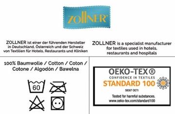 ZOLLNER Strandtuch Meerestiere, 100% Baumwolle, 90x180 cm, türkis - 7