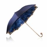 ZY Regen Und Regen Dual-use-Regenschirm Mit Langem Griff Doppel-Sonnenschirm Goldkugelgriff Für Damen Sonnenschutz Uv-regenschirme High-end-Regen- Und Regenschirm - 1
