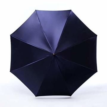 ZY Regen Und Regen Dual-use-Regenschirm Mit Langem Griff Doppel-Sonnenschirm Goldkugelgriff Für Damen Sonnenschutz Uv-regenschirme High-end-Regen- Und Regenschirm - 7