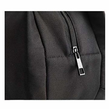 Allegorly Kühltasche Klein Leicht Lunch Tasche Isoliertasche Faltbar Wasserdicht Reißverschluss Lunchtasche klein Isoliertasche Lunchbag Thermotasche für Arbeit Schule und unterwegs - 2