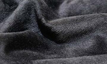 Armlehnen Polster Armlehnen Pads Ergonomisches Memory Foam Anti-Rutsch-Ellbogenstützkissen für Ellbogenentlastung armauflage schreibtisch Armpolster (schwarz,25x10x5cm) - 8