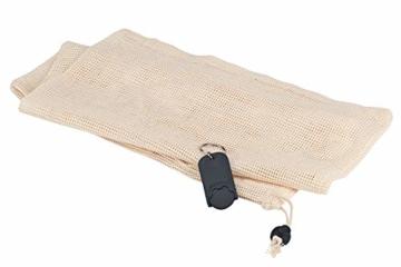 Chefarone Einkaufskorb faltbar mit Kühlfunktion schwarz - Kühlkorb mit Deckel extra groß - Einkaufskorb faltbar Thermo - Picknickkorb Kühltasche - 27 L Fassungsvermögen (Schwarz) - 5