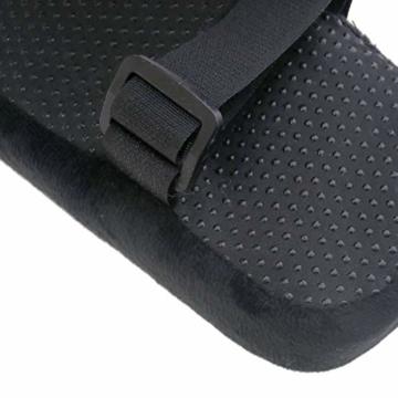 Ellbogenkissen, Memory-Schaum, Bürostuhl-Armlehnenpolster für Rollstuhl, 25,5 x 8 x 3,4 cm - 3
