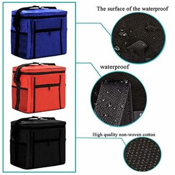 Kühltasche Mini,Kühltasche Klein mit Kühlakku,Thermotasche Faltbar,Kühltasche Klein Faltbar,Lunchtasche Kühltasche Klein,Kühltasche Klein - 3
