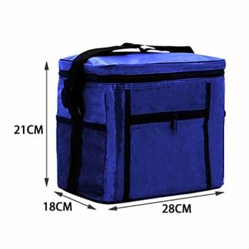 Kühltasche Mini,Kühltasche Klein mit Kühlakku,Thermotasche Faltbar,Kühltasche Klein Faltbar,Lunchtasche Kühltasche Klein,Kühltasche Klein - 5