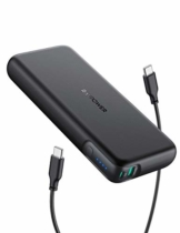 RAVPower PD 60W Powerbank USB C Power Delivery 20000mAh Quick Charge 3.0 Powerbank mit Type C Kabel für iPhone 11/12 Pro Max XS XR iPad Air Pro usw - 1
