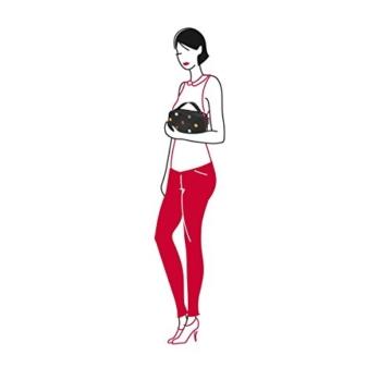 reisenthel thermocase OY7009 dots – Isoliertes Etui mit 1,5l Volumen – Schützt Kosmetika, Lebensmittel & Co. vor Wärme und Schmutz – B 20 x H 14 x T 6,5 cm - 2