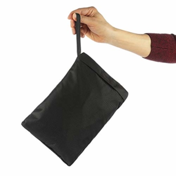 RENNER XXL 120L Große Universal Aufbewahrungs-Tasche für Bettzeug - Reisetasche Groß - 8