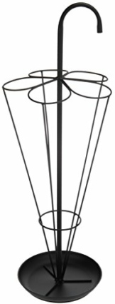 hibuy Regenschirmständer aus Metall - 1
